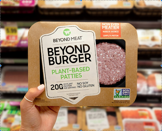 Picture credit- Beyond Meat